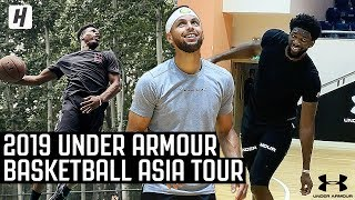 Stephen Curry & Joel Embiid TAKE OVER China!