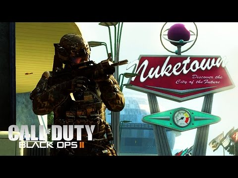 Call Of Duty Black Ops 2 SHOTGUNS & PISTOLS | BO2 Multiplayer Domination, Party Games