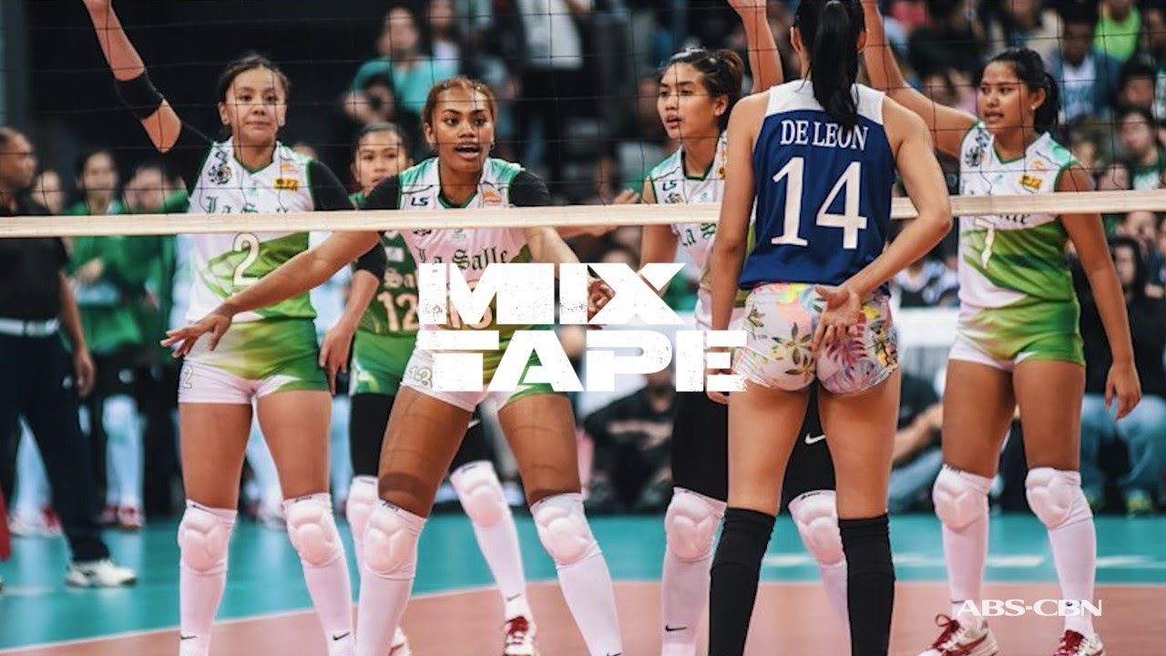 A Look Back At The Epic Ateneo La Salle Match Ups In Season 81 Mixtape Youtube
