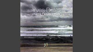 yves duteil lettre à mon père Vidéo clips Yves Duteil yves duteil lettre à mon père