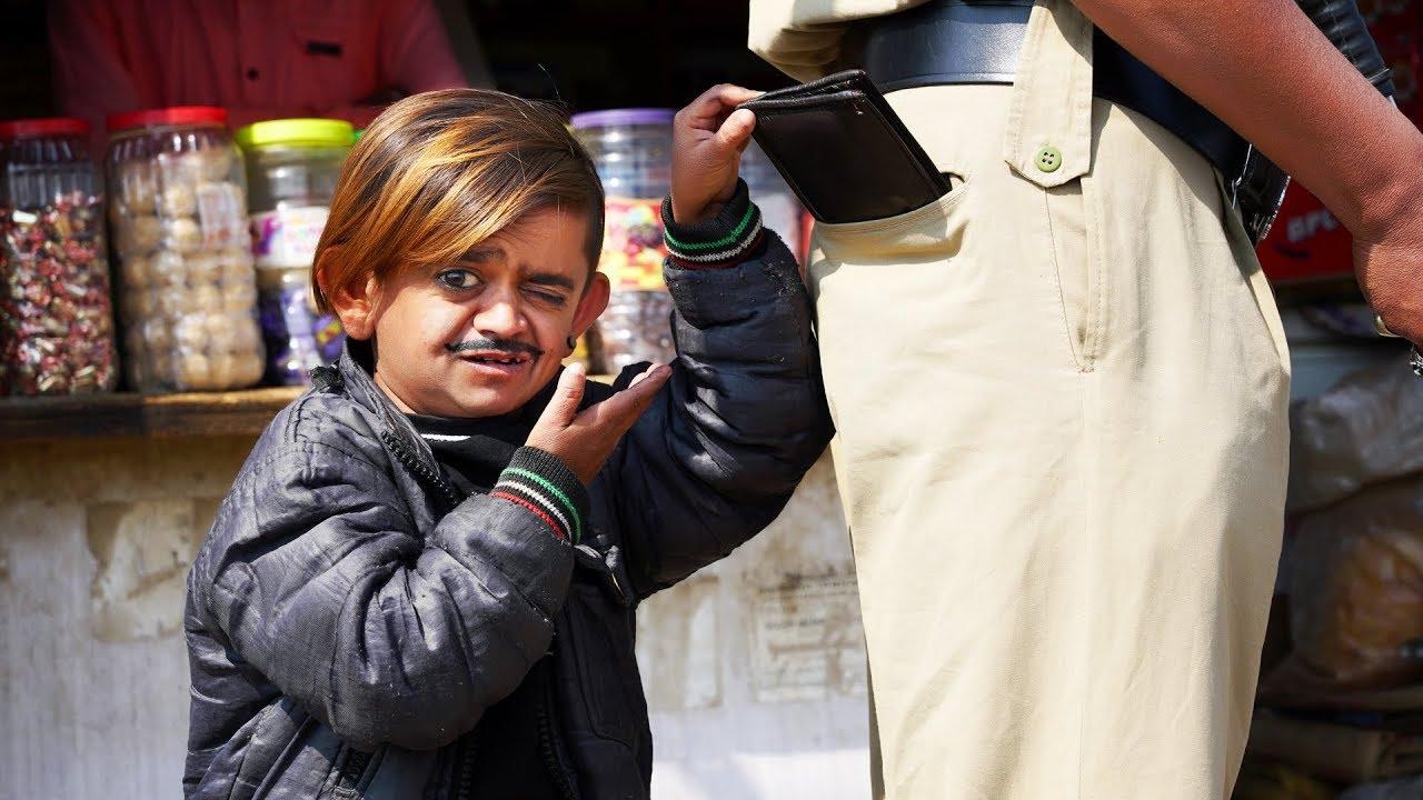CHOTU POCKET MAAR | छोटू पॉकेटमार | Khandesh Hindi Comedy | Chotu Comedy Video