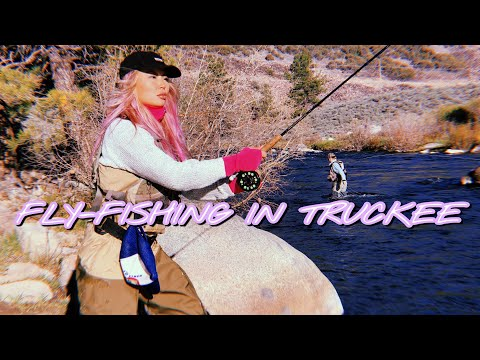ANOTHER TINDER FAIL - FLY FISHING DATE FROM HELL!!!! TRUCKEE RIVER