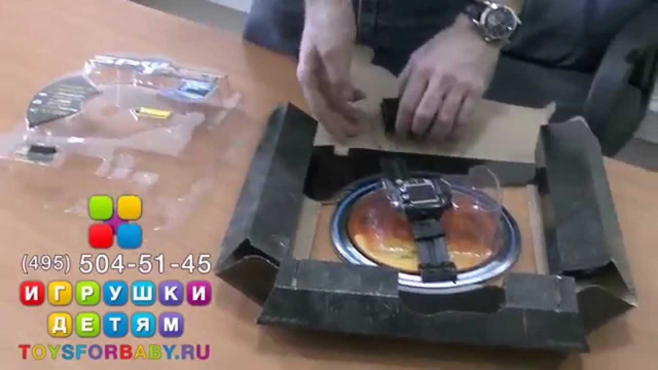 Шпионские часы Спайнет (Spynet) - YouTube