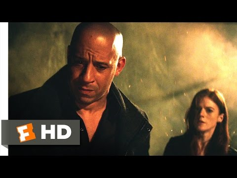 The Last Witch Hunter (6/10) Movie CLIP - The Witch Queen's Heart (2015) HD