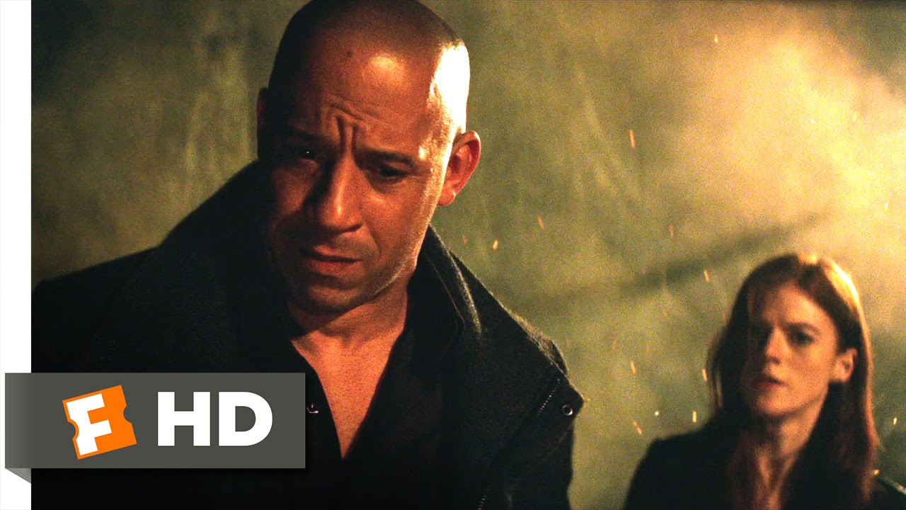 Download The Last Witch Hunter (6/10) Movie CLIP - The Witch Queen's Heart (2015) HD