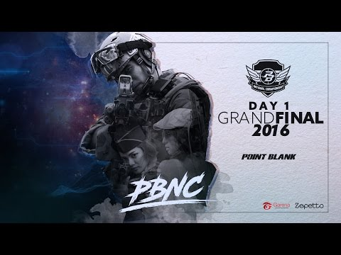 Grand Final PBNC & PBLC 2016 (Day 1)
