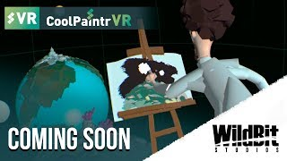 CoolPaintr VR - Coming Soon!