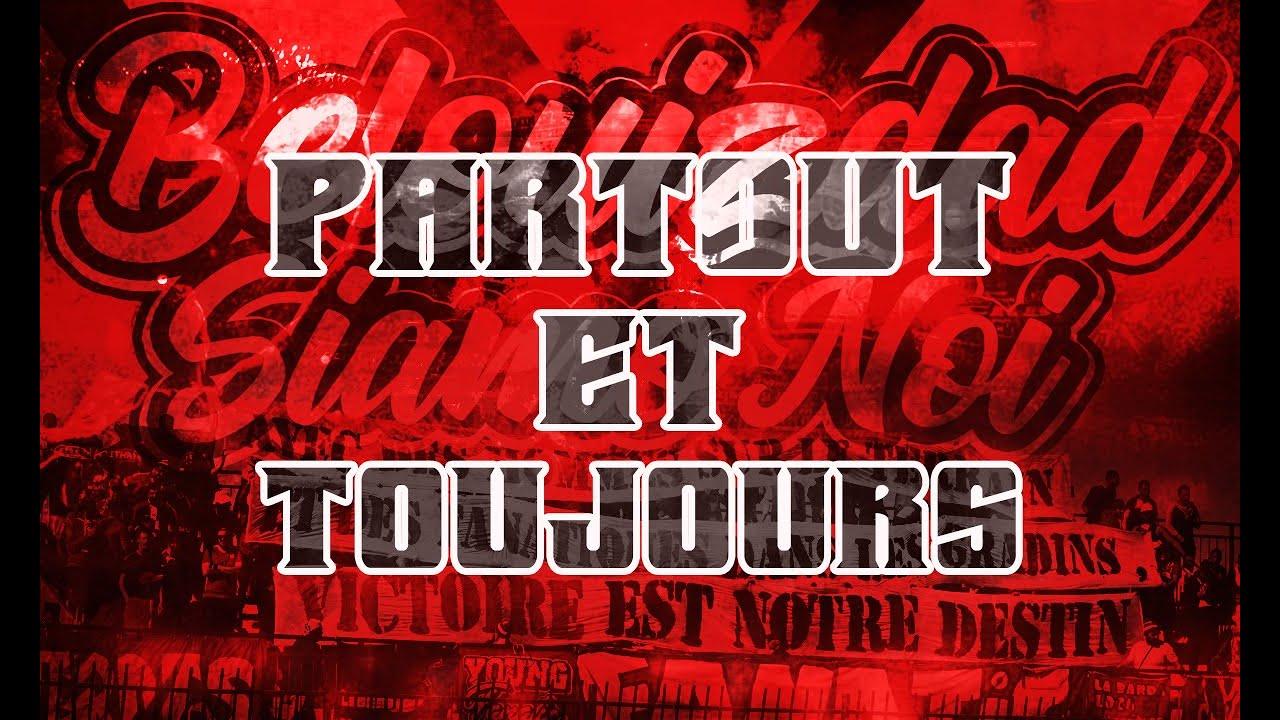 Fanatic Reds : صوت العائلة - Partout Et Toujours [ Outro ]