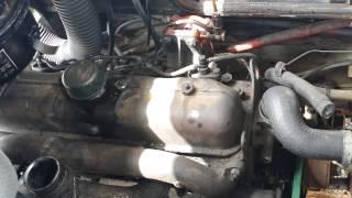 Problème démarrage Saviem SG-2 avec nouveau moteur