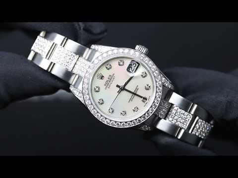 Rolex Date Just 31