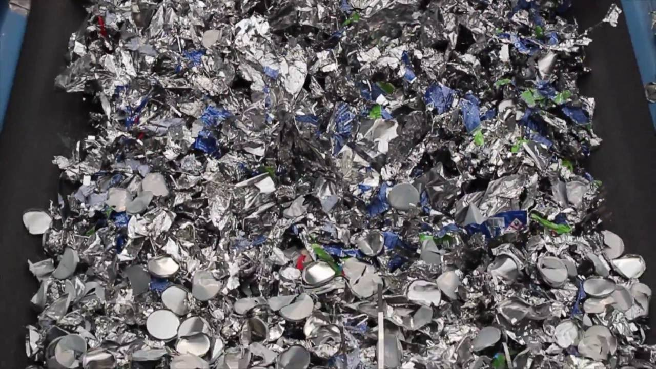 recycling von metall youtube