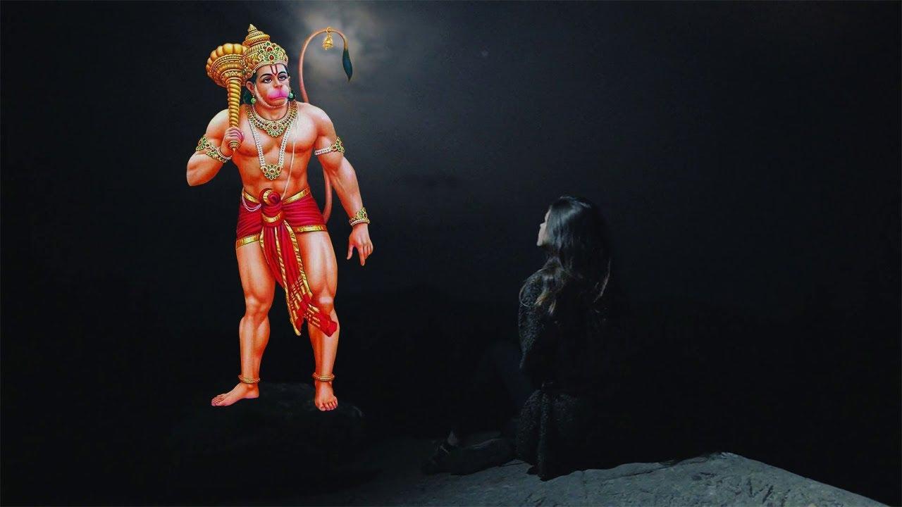 लड़की की रक्षा करने प्रगट हुए हनुमान जी   Hanuman Ji Aur Shiv ke Chamatkar