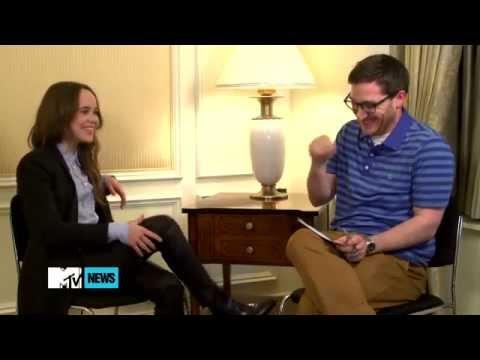 Ellen Page interview is sabotaged by Kate Mara