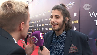 Salvador Sobral about his song and gay people