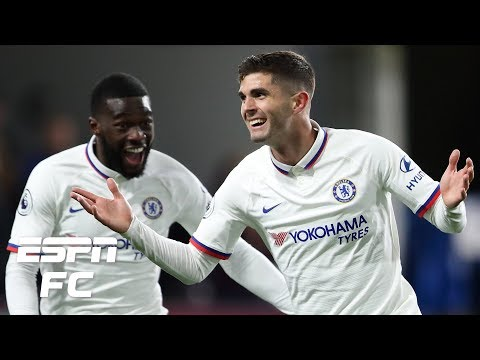 Can Christian Pulisic consistently play at a high level for Chelsea?   Premier League