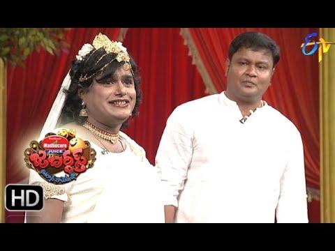 Bullet Bhaskar, Sunami SudhakarPerformance | Jabardasth |  30th November 2017 | ETV  Telugu