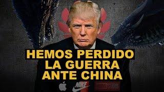¿Apple y Nike, en bancarrota? NO. Huawei, 5G y tierras raras, 3 dragones chinos que Trump despertó