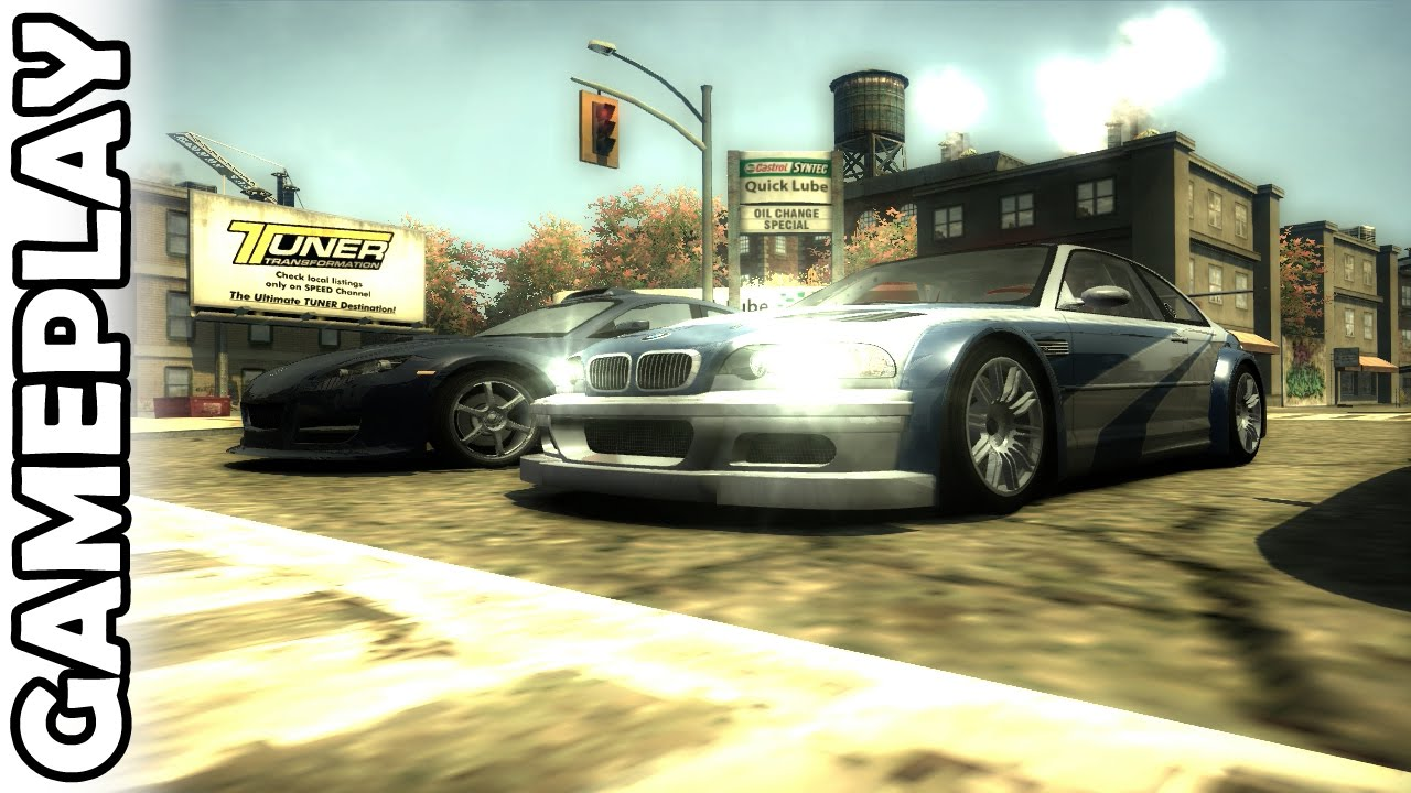 Need For Speed Most Wanted Black Edition Pc Gameplay 2 Youtube
