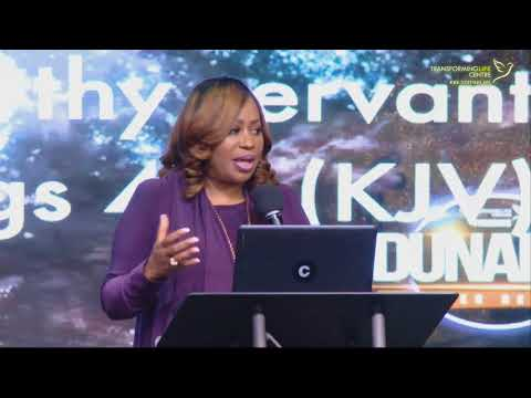 Dunamis 2017 | Day 5 | Dr. Cindy Trimm