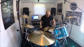 Stone Temple Pilots - Big Bang Baby Drum Cover