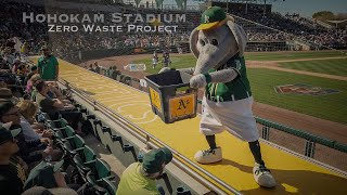 Zero Waste at Hohokam Stadium