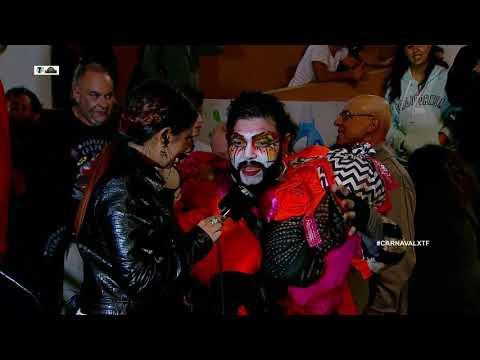 Ronda de Ganadores – Bajada Agarrate Catalina – Carnaval 2020