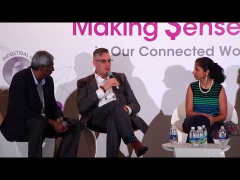 Future digital economy panel at IoT Asia 2017