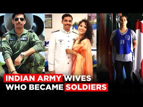 Wives Of Martyred Soldiers Don The Military Uniform | Nikita Kaul Dhoundiya L Garima Abrol