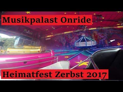 Musikpalast - Jacob ( Onride ) Video Heimat und Schützenfest Zerbst 2017