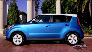 2015 Kia Soul EV – FIRST DRIVE & Battery Tech Review(, 2014-09-29T18:02:55.000Z)