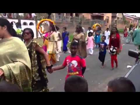 Kavady in Shallcross, Durban South Africa
