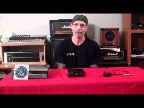 AKG WMS 40 Pro Mini Review