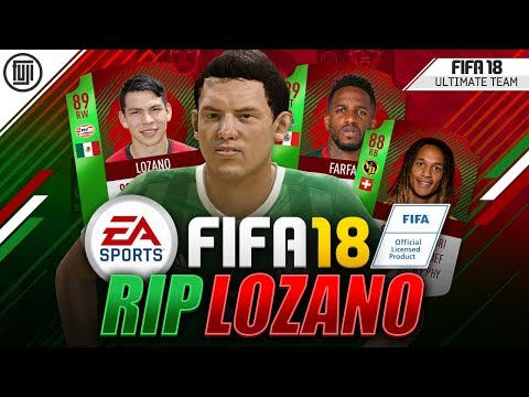 THE END IS HERE! TOTS LOZANO! - FIFA 18 Ultimate Team