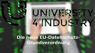 Die neue EU-Datenschutz-Grundverordnung (EU DSGVO) - Kanzlei BMT, Nokia, Siemens[Trailer]