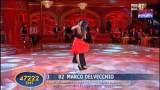 Anna Tatangelo @ Ballando con te - Tango nuevo