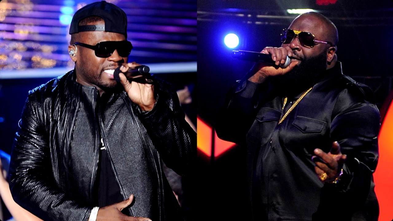 50 Cent Makes Fun Of Rick Ross And His Recent Health Scare (Is 50 Cent Going Too Far?)