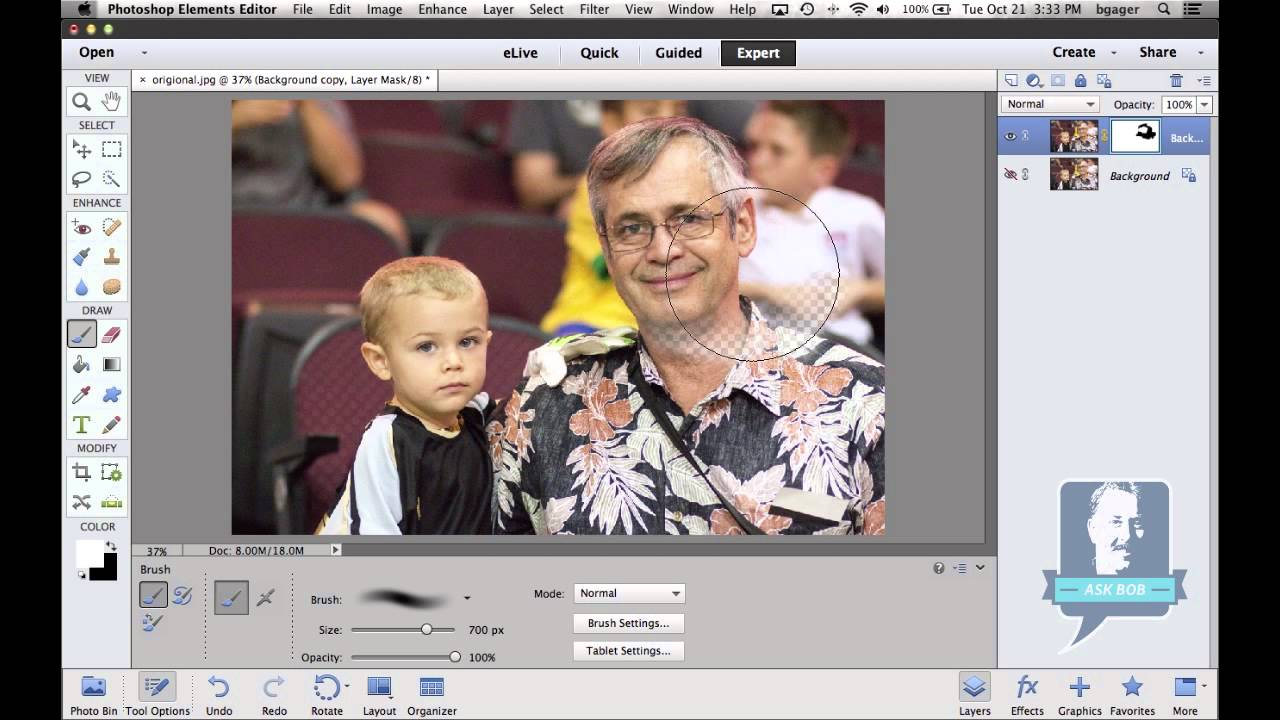How to fix color cast in photoshop - Partial Color Lighting Removal In Photoshop Elements 11