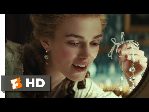 The Duchess (2/9) Movie CLIP - Only A Girl (2008) HD
