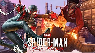 Spider-Man: Miles Morales PS5 - Web Swinging Gameplay, Rhino Boss Battle and NEW Story Details!