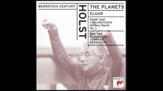 Holst: The Planets - III. Mercury, the Winged Messenger / Bernstein · New York Philharmonic