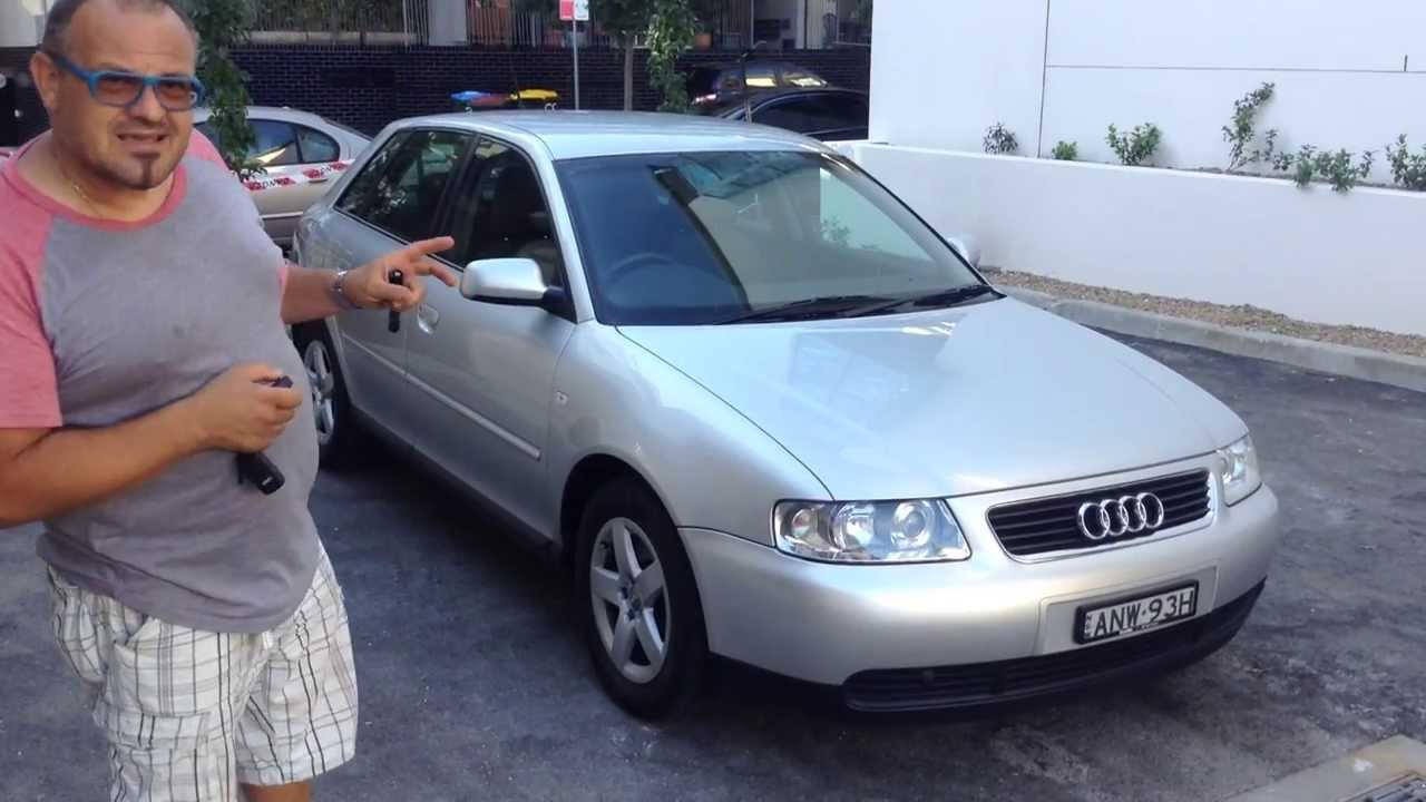 2003 AUDI A3 1.8 HATCHBACK AUTOMATIC HATCHBACK 105,000KM