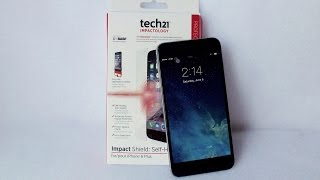Tech21 Impact Shield for iPhone 6 Plus: Installation and Review