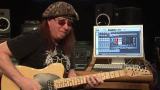Classic guitar sounds with Neil Citron and GTR3 Pt4/5