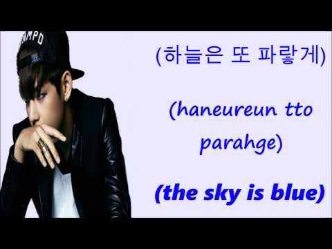 BTS I Need U[Han+Rom+Eng Lyrics]