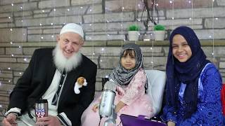 Better Quality: Sheikh Yusuf Estes interviews Fatima Masud [ 3 yrs]