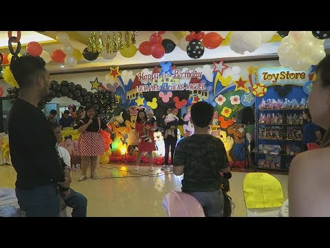 LUCAS & LUCIA'S 1st BDAY PARTY!! Oct. 30, 2017