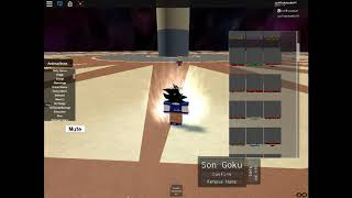 An Epic Battle! Goku VS Jiren! | Roblox Dragon Ball RP