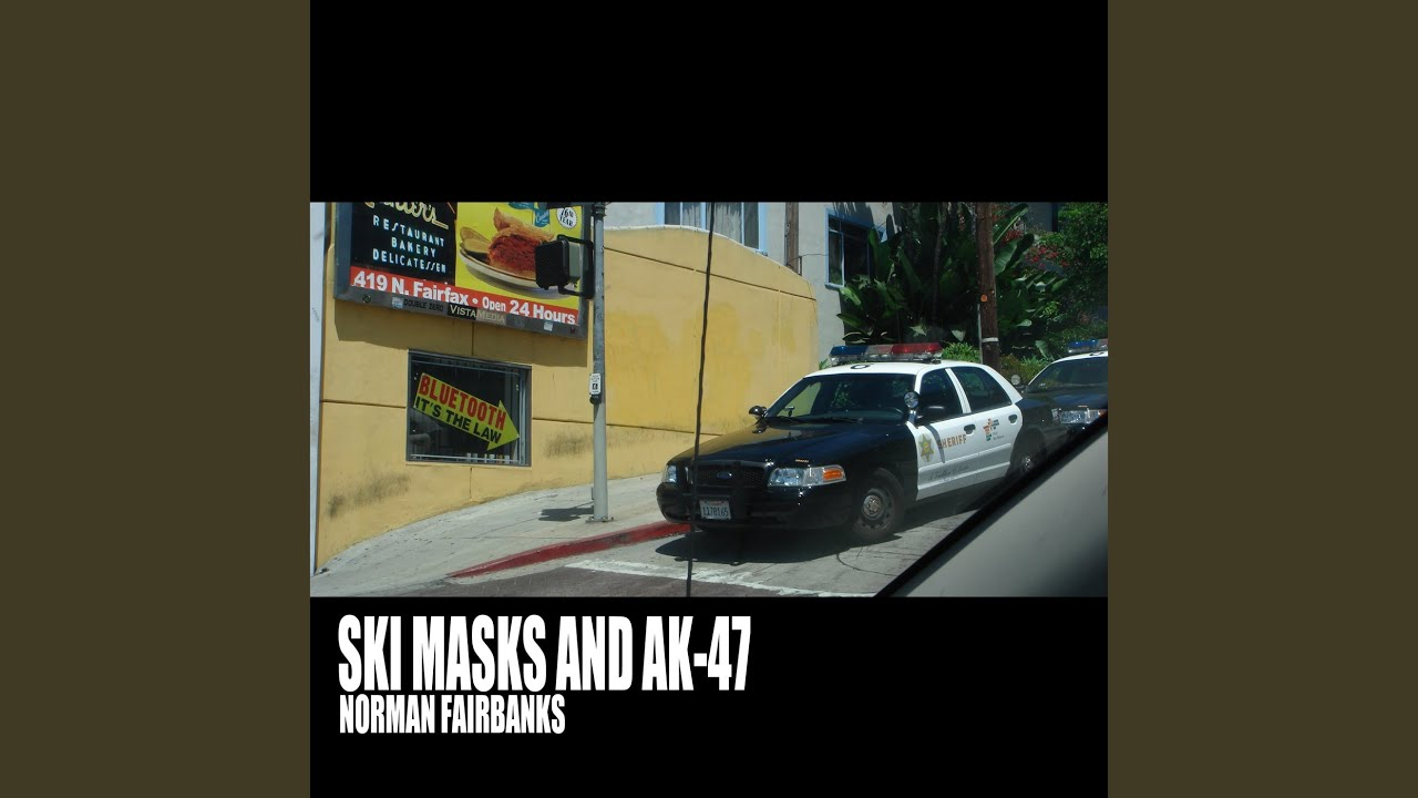 Ski Masks And Ak 47