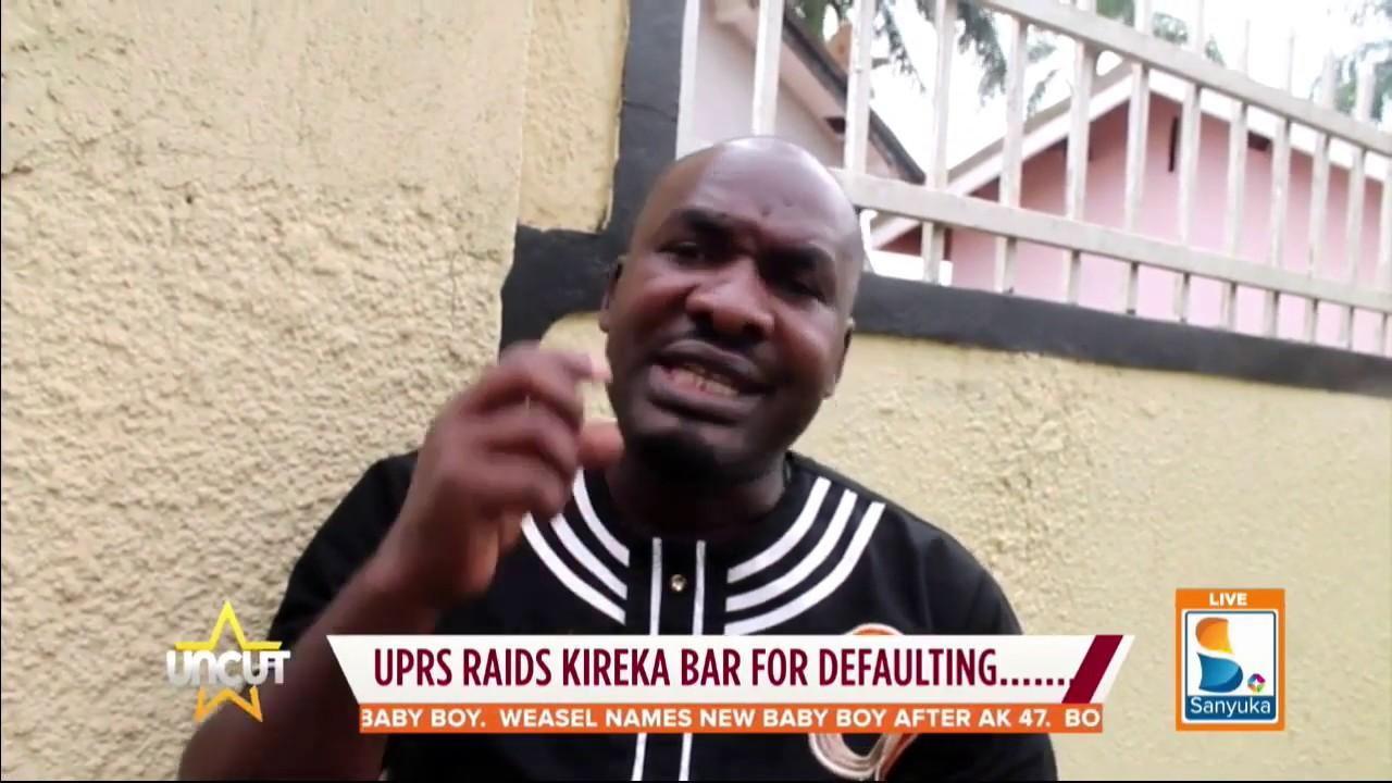 Download UPRS Raids Kireka Bar for Defaulting