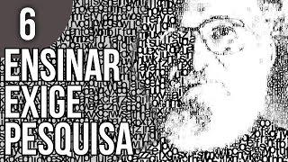Baixar Capítulo 1.2 - Ensinar Exige Pesquisa - Pedagogia da Autonomia, de Paulo Freire